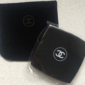 NWT In Box Chanel Compact Makeup Mirror Duo